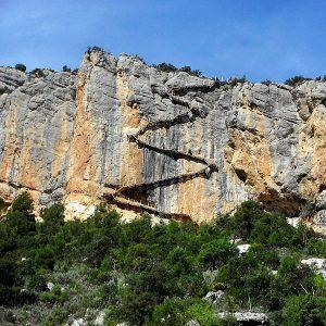 Pasarelas Mont Rebei- Montfalco
