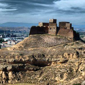 Castillo de Monzón Templario
