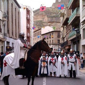 Salida de la Templar Race