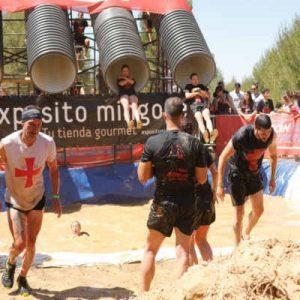 Templar race. Carrera de Obstáculos