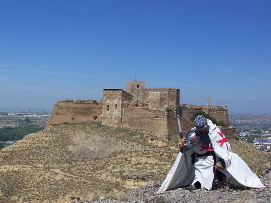 Monzón. Castillo Templario